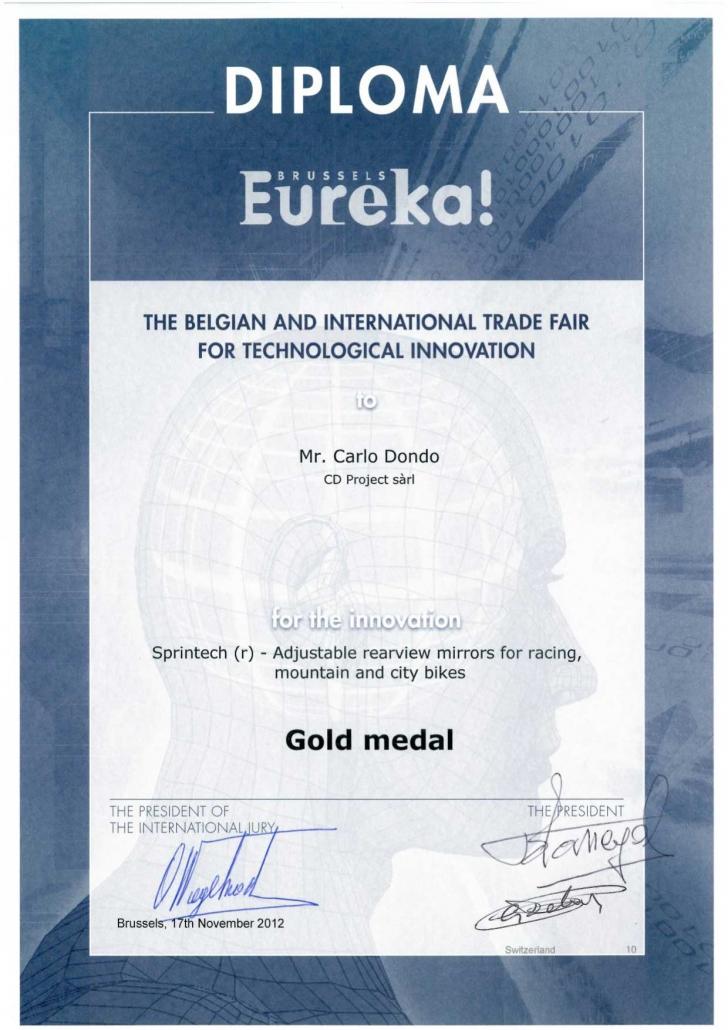 diplome-medaille-or-retroviseurs-sprintech